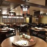 北京烤鴨店 - 2階の宴会スペース