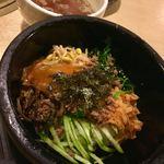 釜山 - 石焼ビビンバ