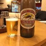 台湾料理 海鮮館 - ビール