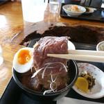 レストラン 北山 - 赤牛
