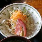 レストラン 北山 - サラダ