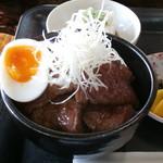 レストラン 北山 - 倍喰丼 (バイクドン)