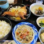 名張亭満月 - 料理写真:本日のサービスランチ800円