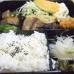 庄屋 - 料理写真:庄屋日替わり弁当