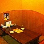 こうりん坊 - 個室もたくさん完備してありました(^O^)/