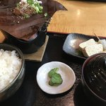 91210310 - 朴葉焼き定食