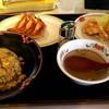 餃子の王将 - 料理写真:JSMチャーハンセット¥750