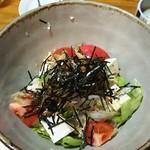 91212739 - 信州野菜と無添加豆腐のサラダ