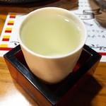 山里 - 大信州槽場詰め冷酒