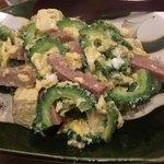 島料理 海響 - ゴーヤチャンプル