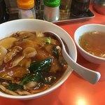 鳳鳴春 - 中華丼①