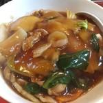 鳳鳴春 - 中華丼③