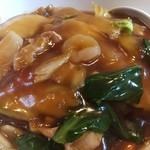 鳳鳴春 - 中華丼④