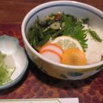 川井屋本店 - 冷やし山菜