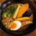 91214814 - 野菜(辛さ3) 1080円