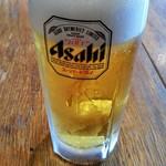 91215068 - 生ビール  スーパードライ  中ジョッキ