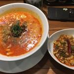 91216104 - 担々麺w/小麻婆飯