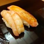 すし寳来 - 料理写真:上にぎり・その2