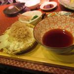 須崎屋台かじしか - ざる豆腐