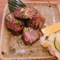 牛タン大衆酒場 べこたん-熟成炙り牛タン M 490円