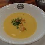 神戸屋レストラン - 料理写真:コーンスープ!