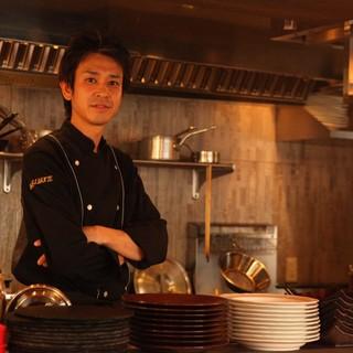 Chef:YuichiOsawa