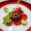 ザ・リッツ・カールトン大阪 - 料理写真:☆国産牛フィレ肉のロースト、フォアグラソテー