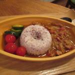 らんぱだII - 太陽のトマトカレー