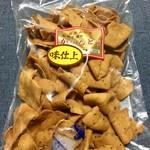 坪田菓子店 - こちらは有名な「大久保製菓」さんの「かりんとう」です…