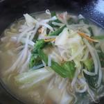 9122124 - 野菜ラーメン