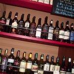 9122390 - ワインが豊富でした。