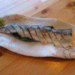 炊き餃子・手羽先 オクムラ - 自家製 炙り〆鯖
