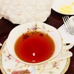91220991 - セットの紅茶