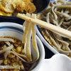 和寒雪割そば - 料理写真:かつ丼セット(冷そば)1000円+そば大盛り100円