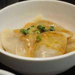 くるみ屋dining - 水餃子