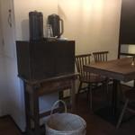 みち草バザール - 2Fのテーブル席
