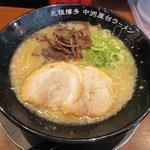 ラーメン一竜 - とんこつラーメン2018.08.15