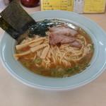 ラーメンショップ - 料理写真:ラーメン(550円)