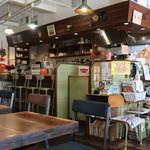 ワーズカフェ - 店内