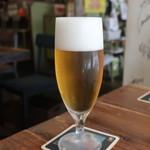 ワーズカフェ - 生ビール