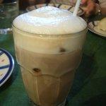9123327 - 食後のアイスコーヒー