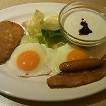 9123993 - 洋朝食
