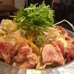 鉄なべ - 博多鶏鍋