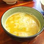 弘雅流製麺 - つけ汁