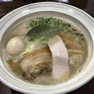 二代目むじゃき - 料理写真:【2018.8.14】味玉むじゃきそば¥880