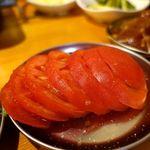 名物トンマキ じゅんご - トマト