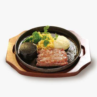 【吟醸牛】福井県産の『吟醸牛』をステーキで♪