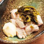 鶏高菜マヨ