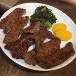 たん焼専門店 高甲 - 料理写真:牛タン焼き