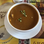 インド料理 レカリ - 相方注文の1番辛いカレー